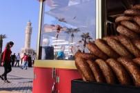 GEVREK - İzmir'de simit ve boyoza zam