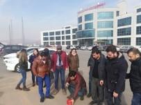 JEOLOJI - 'Jeofizik Operatörlüğü Kursu' Düzenlendi