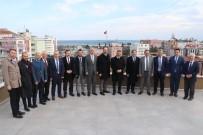 AHMET MISBAH DEMIRCAN - Kültür Ve Turizm Bakan Yardımcısı Demircan, Samsun'da Projeleri İnceledi