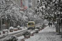 ERKEN UYARI - Kuvvetli Sağanak Ve Kar Yağışı Geliyor