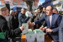 HAZıMSıZLıK - Meram'a Glutensiz Ekmek Büfesi Açıldı