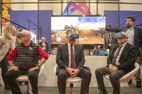 MUSTAFA AYHAN - Mersin Büyükşehir, EMITT'te 'Bölge Tanıtımını En İyi Yansıtan Stant' Ödülünü Aldı