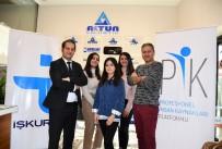 ÖĞRENCİLER - Mersin'de Kariyerime İlk Adım Projesi Başladı
