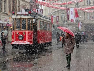 Meteoroloji uyardı: Balkanlar'dan gelen soğuk hava dalgası sıcaklıkları 10-15 derece düşürecek