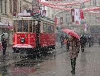 YAĞIŞLI HAVA - Meteoroloji uyardı: Balkanlar'dan gelen soğuk hava dalgası sıcaklıkları 10-15 derece düşürecek