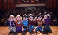 MÜZIKAL - 'Rafadan Tayfa İle Türkiye'dir Burası Müzikali' Yoğun Katılımla Son Buldu