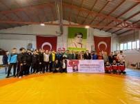 KıRKPıNAR - Şehidin İsmi Güreş Turnuvasına Verildi