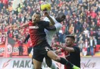 ÇAYKUR RİZESPOR - Sivasspor'un serisi sona erdi