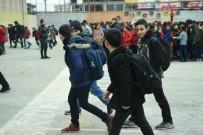 GÜLPıNAR - Siverek'te Öğrencilerin Okul Heyecanı