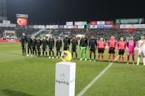 HÜSEYİN ALTINTAŞ - Süper Lig Açıklaması Denizlispor Açıklaması 0 - Göztepe Açıklaması 1 (İlk Yarı)