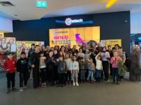 MERINOS - Talasemili Çocuklar Sinemada Buluştu