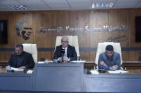 ALLAH - Tekkeköy Belediyesi Şubat Ayı Meclis Toplantısı