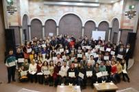 TAMER KARADAĞLI - Tiyatro Atölyesinde Sertifika Töreni Düzenlendi