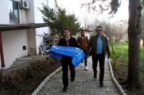 GENÇ KADIN - Yabancı Uyruklu Genç Kızın Tarlada Doğurduğu Bebek Hayatını Kaybetti