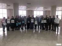 İLETİŞİM FAKÜLTESİ - 'Yabancılara Türkçe Öğretimi' Sertifika Töreni Düzenlendi