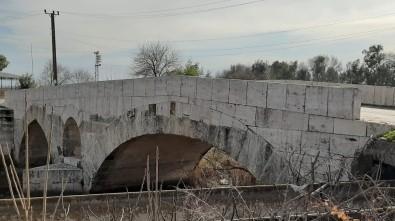 18 asırdır kullanılan Roma köprüsü