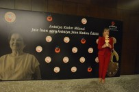 PROFESÖR - 2019 Antalya Yılın Kadını Ödülü Sahibini Buldu