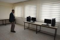 EDREMIT BELEDIYESI - Altınoluk Halk Kütüphanesi Açılıyor