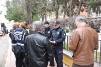 SERVİS ARACI - Antalya'da Denetim Uygulamasında 2 Bin 950 Şahıs İncelendi
