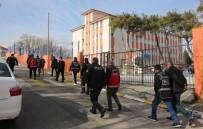 SERVİS ARACI - Balıkesir'de Polis Okul Uygulaması Yaptı
