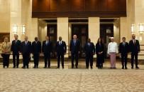 MYANMAR - Cumhurbaşkanı Erdoğan Büyükelçileri Kabul Etti