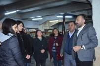 GÜMÜŞDERE - Demirci'de Ustalar Kursiyerlerle Buluştu