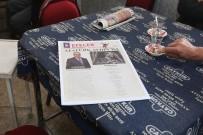 HER AÇIDAN - Efeler Belediyesi'nden Atatürk'e Özel Gazete