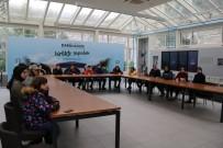 EL EMEĞİ GÖZ NURU - Eyüpsultan Belediyesi Çocuk Meclisinden Darülaceze'ye Ziyaret