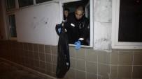 Hırsızlar İşkur Binasına Demir Kesme Makasıyla Girdi, Bekçiler Olayı Önledi