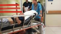 İnegöl-Domaniç Yolunda Kaza Açıklaması 2 Yaralı