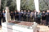MUSTAFA ÇIFTÇI - İskilipli Atıf Hoca Mezarı Başında Anıldı