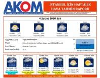 SU BASKINI - İstanbul 3 gün kar ve fırtınanın etkisinde kalacak