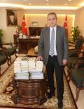 DENIZ PIŞKIN - İstanbul'dan Tosya Kaymakamlığına Kitap Bağışı