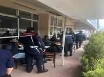 SERVİS ARACI - Jandarma Okul Ve Servis Araçları Denetimi