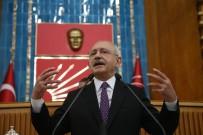 SIĞINMACI - Kılıçdaroğlu Açıklaması 'Bu Barış Değil, Filistin'i Yok Etme Anlaşmasıdır'