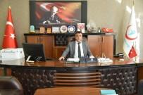 AĞRI KESİCİ - Müdür Sünnetçioğlu'ndan 'Grip' Uyarısı