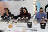 EĞİTİM DÖNEMİ - Nazım Hikmet Kültür Ve Sanat Merkezi'nde Yeni Dönem Başladı