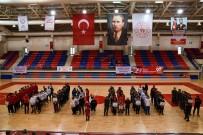 Okul Sporları Gençler-B Basketbol Grup Müsabakaları Başladı