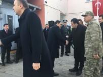 MUSTAFA MASATLı - Şehidin İsmi Polis Karakolunda Yaşayacak
