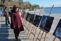 ERKEN TEŞHİS - Sinop'ta Dünya Kanser Günü Portre Fotoğraf Sergisi