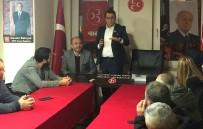 Stratejik Teknoloji Mentörü Aybars Yılmaz, MHP Osmangazi İlçe Başkanlığı'nda Konferans Verdi