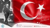 KURTULUŞ SAVAŞı - Vali Yazıcı'dan Atatürk'ün Balıkesir'e Geliş Günü Mesajı