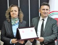 ADALET KOMİSYONU - 1. Sınıfa Yükselen Hakim Taşkıran Onurlandırıldı