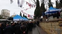 PROFESÖR - Adnan Kahveci Ölümünün 27. Yılında Mezarı Başında Anıldı