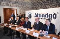 KURTULUŞ SAVAŞı - 'Ankara'nın Kalbi Altındağ'da Turizm' Toplantısı