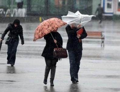 Ankara Valiliği'nden fırtına uyarısı!