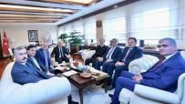 Bakan Turhan, 'Karabük Sanayi Alt Yapısı İle Bölgenin Cazibe Merkezi Olacak'