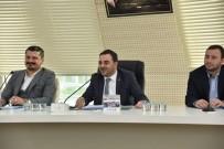 PLAN VE BÜTÇE KOMİSYONU - Başiskele Meclisi Huzur Haklarını Depremzedelere Bağışladı
