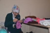 EL EMEĞİ GÖZ NURU - Beytüşşebaplı Kadınlar Depremzedeler İçin Ördü
