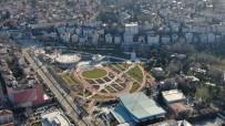 Bursa'nın İlk Millet Bahçesi Açılıyor...Havadan Böyle Görüntülendi